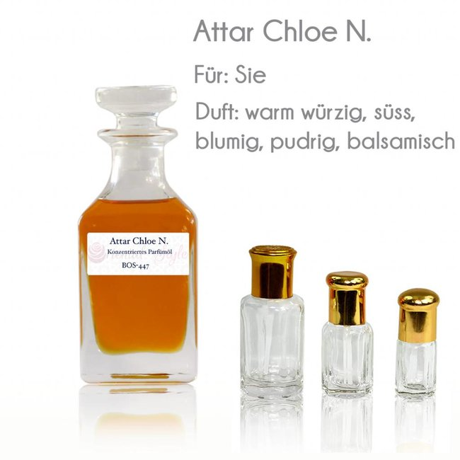 Perfume oil Attar Kloe's N.