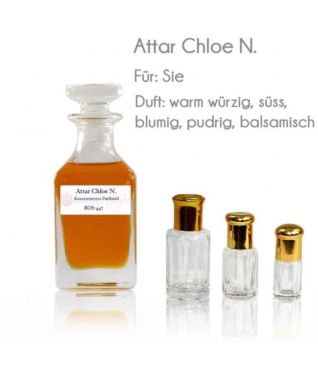 Perfume oil Attar Kloe N. - Perfume free from alcohol