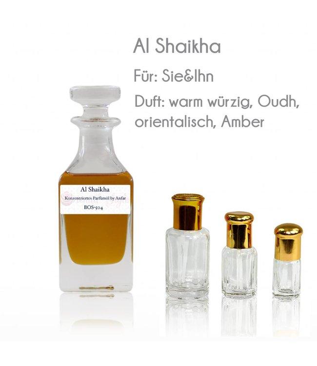 Anfar Parfümöl Al Shaikha - Parfüm ohne Alkohol