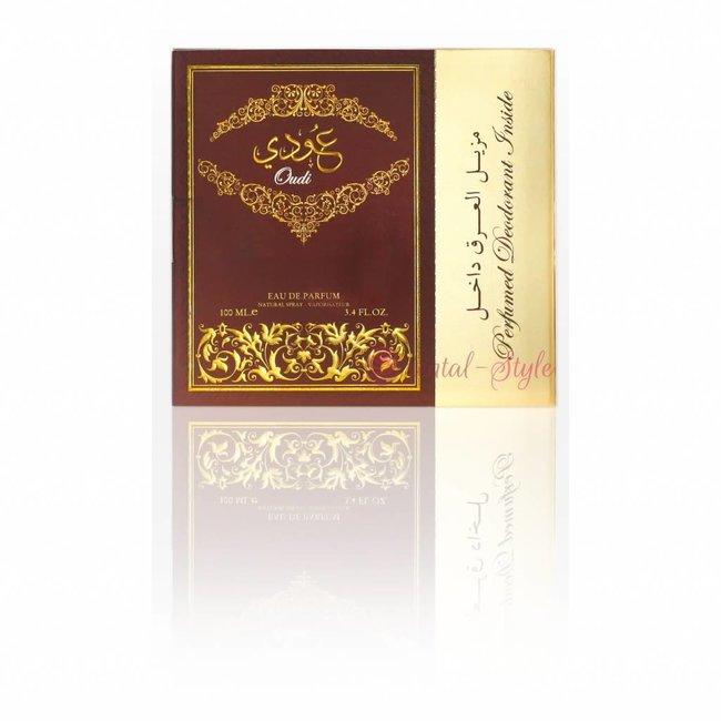 Ard Al Zaafaran Perfumes  Oudi Eau de Parfum 100ml Ard Al Zaafaran Set