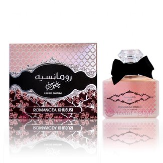 Ard Al Zaafaran Perfumes  Romancea Khususi Eau de Parfum 100ml Ard Al Zaafaran