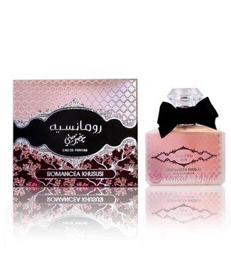 Ard Al Zaafaran Perfumes  Romancea Khususi Eau de Parfum 100ml Ard Al Zaafaran Perfume Spray