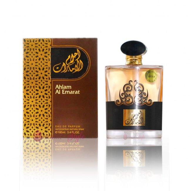 Ard Al Zaafaran Perfumes  Ahlam Al Emarat Eau de Parfum 100ml Ard Al Zaafaran Perfume Spray