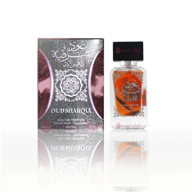 Ard Al Zaafaran Perfumes  Oud Sharqia Lil Emarat Eau de Parfum 80ml Ard Al Zaafaran