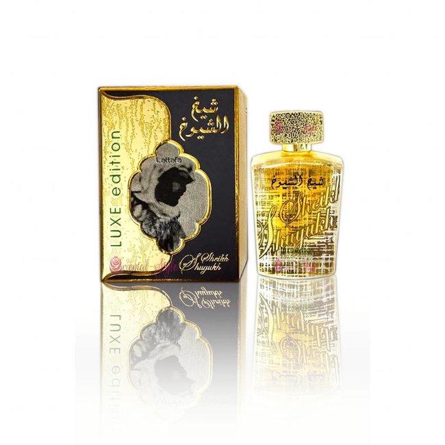 Lattafa Perfumes Sheikh Al Shuyukh Luxe Edition Eau de Parfum 100ml Lattafa