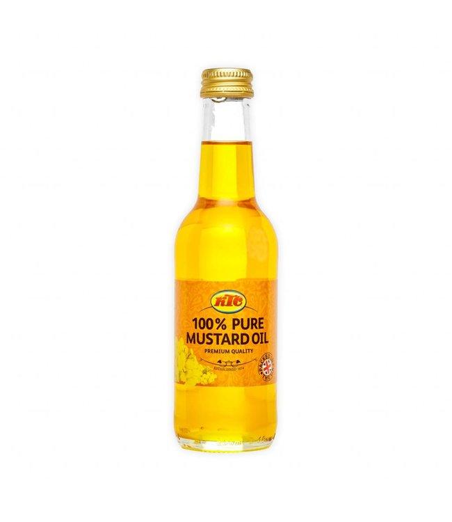 KTC Reines Senföl KTC - Mustard Oil für Haut- und Haarpflege (250ml)