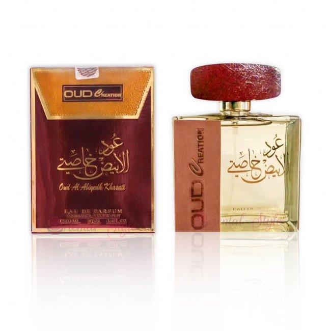 Ard Al Zaafaran Perfumes  Oud Al Abiyedh Khasati Eau de Parfum 100ml Ard Al Zaafaran