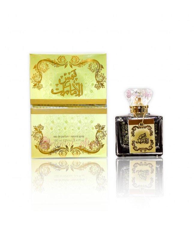 Ard Al Zaafaran Perfumes  Shams Al Emarat Eau de Parfum 100ml Ard Al Zaafaran Spray