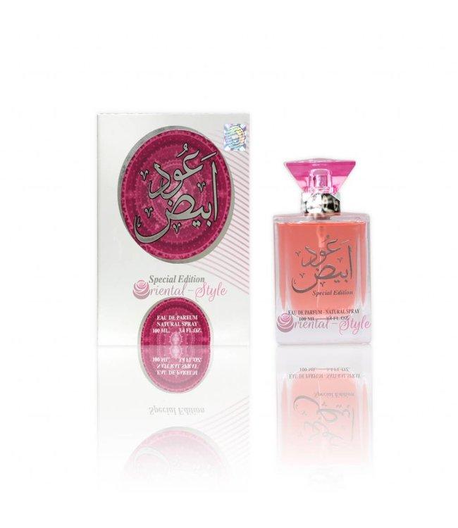 Ard Al Zaafaran Perfumes  Oudh Abiyad Eau de Parfum 100ml Ard Al Zaafaran