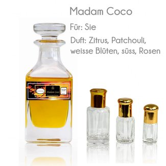 Surrati Perfumes Perfume oil Madam Coco