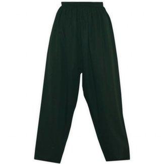 Arabische Männerhose - Dunkelgrün