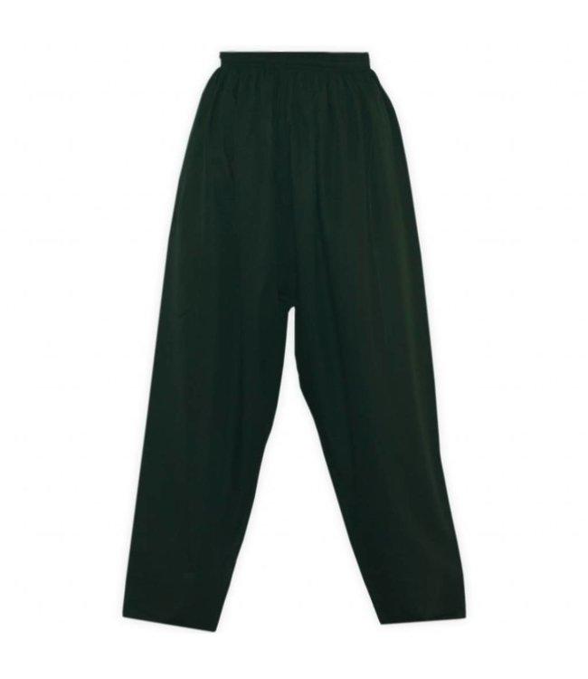 Arabic men pant trouser in Dark Green