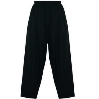 Arab Men Trouser Pant - Black
