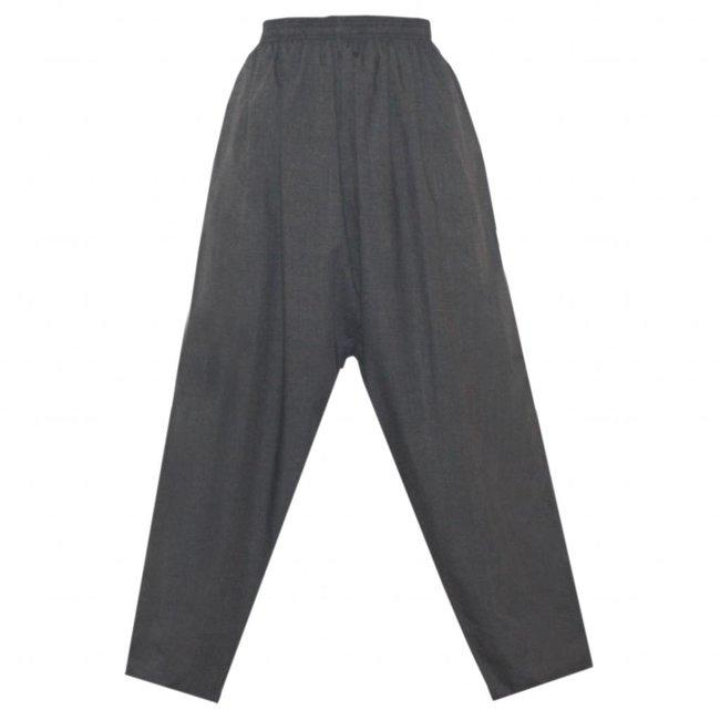 Arabische Männerhose - Grau meliert