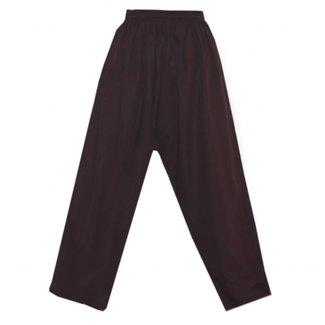 Arabische Männerhose - Rotbraun