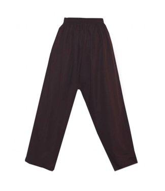 Arabic men pant trouser - Red Brown