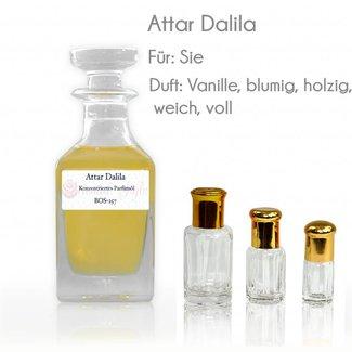 Perfume oil Attar Dalila