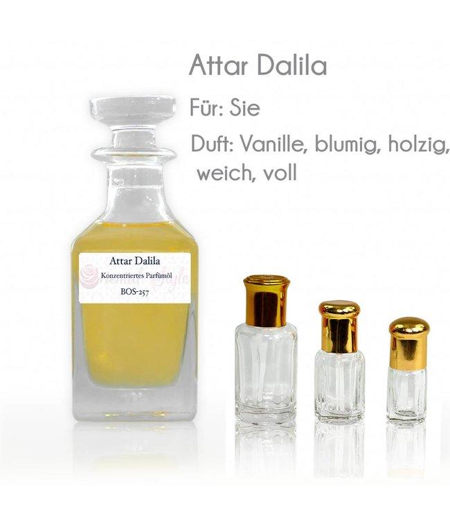Perfume oil Attar Dalila - Perfume free from alcohol