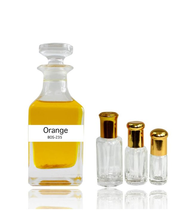 Concentrated perfume oil Orange - Perfume free from alcohol