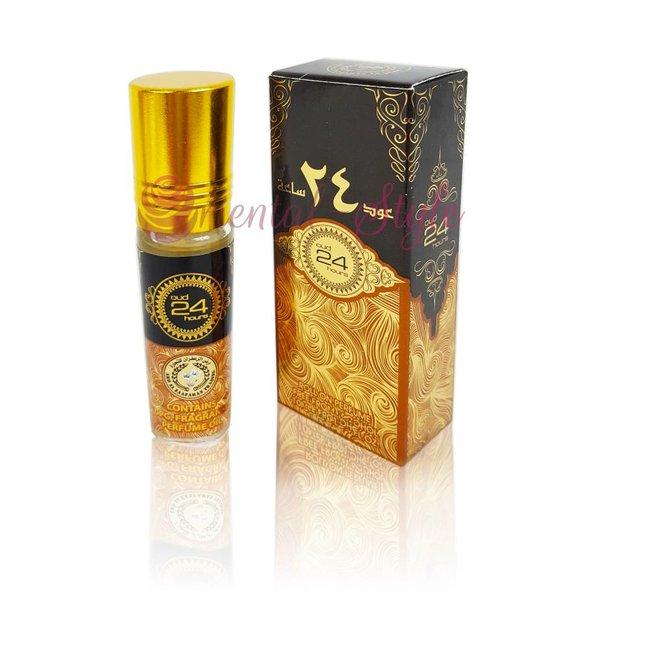 Ard Al Zaafaran Perfumes  Parfümöl Oud 24 Hours 10ml