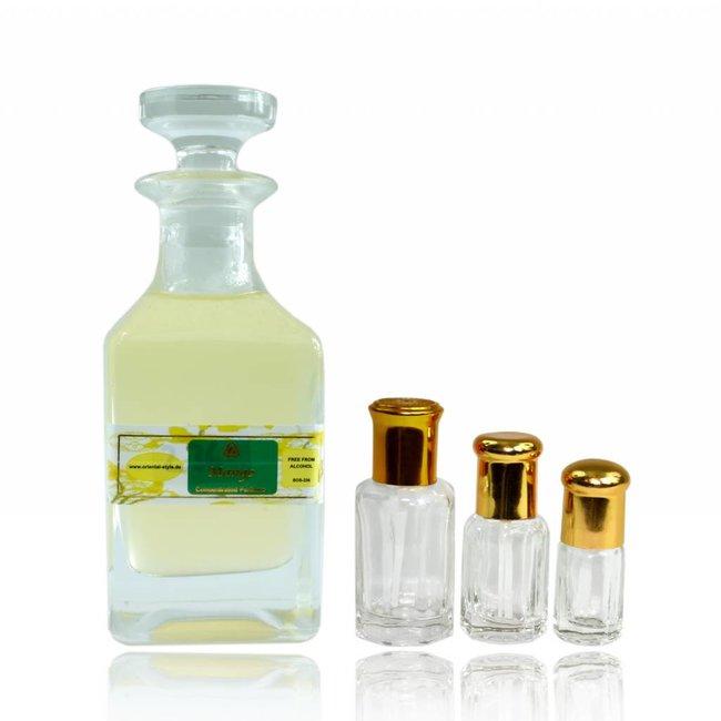 Perfume oil Mango with mango scent