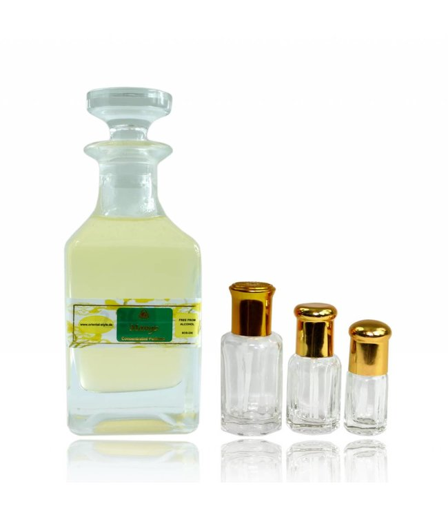 Concentrated perfume oil Mango - Perfume free from alcohol