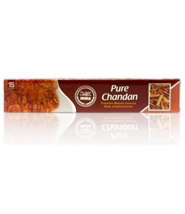 Incense sticks Pure Chandan With Sandalwood (15g)