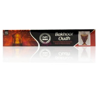 Incense sticks Bakhoor Oudh  (15g)