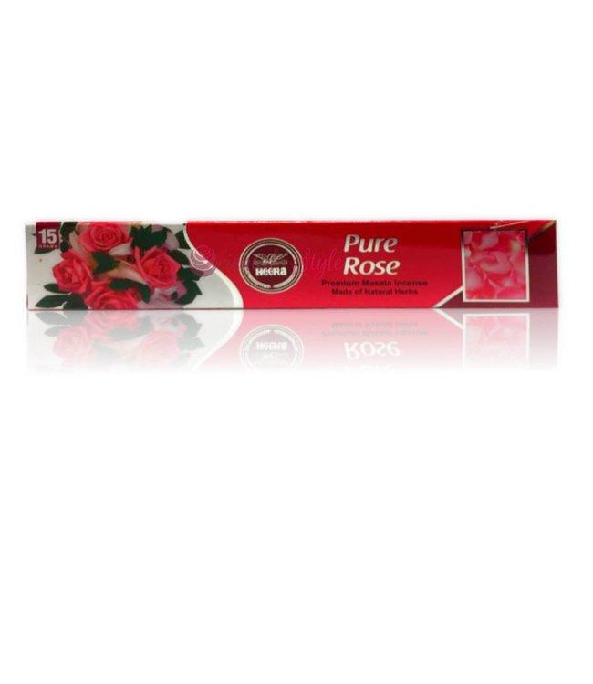 Räucherstäbchen Pure Rose (15g)