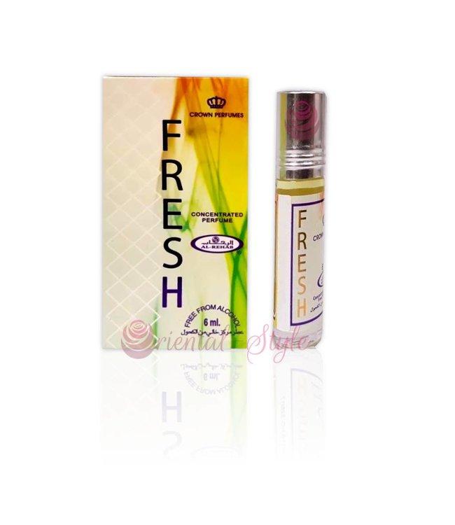 Al Rehab  Concentrated Perfume Oil Fresh 6ml