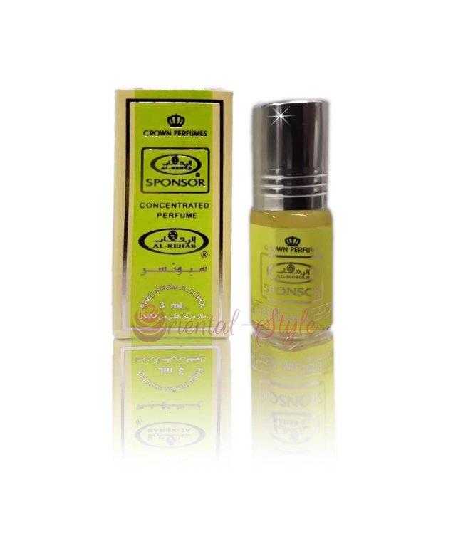 Al Rehab  Parfümöl Sponsor 3ml - Parfüm ohne Alkohol