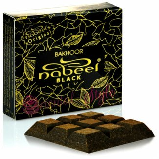 Nabeel Perfumes Bakhoor Black by Nabeel (40g)