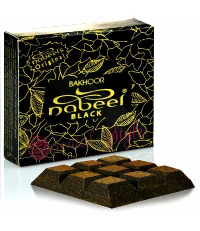 Nabeel Perfumes Bakhoor Black Von Nabeel Räucherwerk (40g)