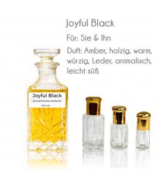 Perfume oil Joyful Black