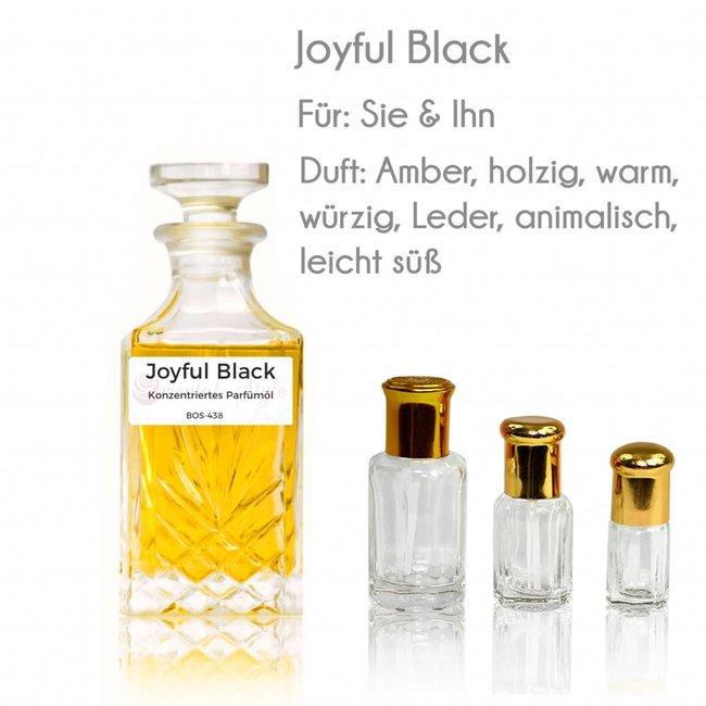Oriental-Style Perfume oil Joyful Black