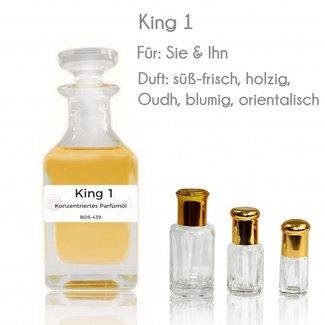 Oriental-Style Perfume oil King 1