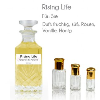 Oriental-Style Perfume oil Rising Life