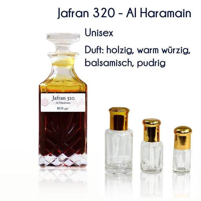 Al Haramain Perfume oil Jafran 320