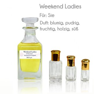 Al Haramain Perfume oil Weekend Ladies