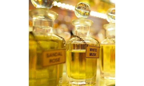 Parfüme Abgefüllt