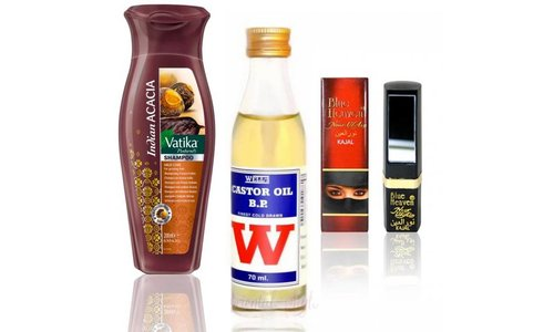 Hair Oil & Cosmetics