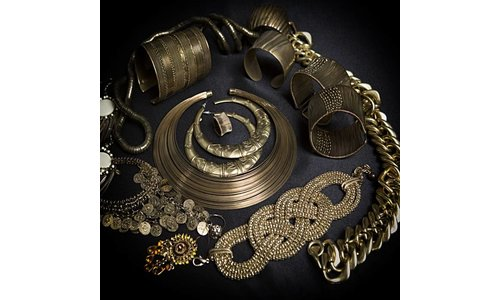 Tribal Jewelry - Old