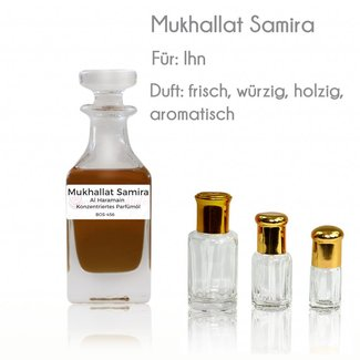 Al Haramain Perfume oil Mukhallat Samira