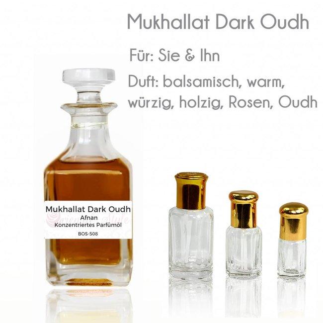 Afnan Perfume oil Mukhallat Dark Oudh