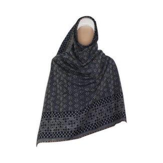 Gray Shayla hijab scarf
