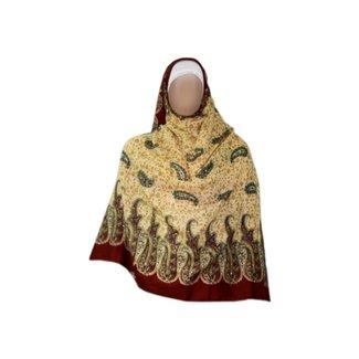 Paisley pattern Shayla hijab scarf