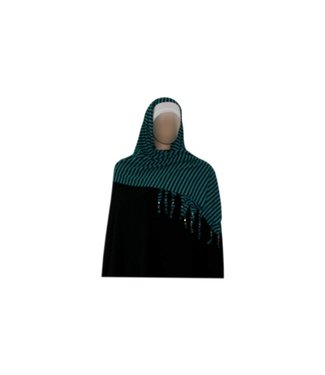 Little Shayla Scarf Hijab Turquoise