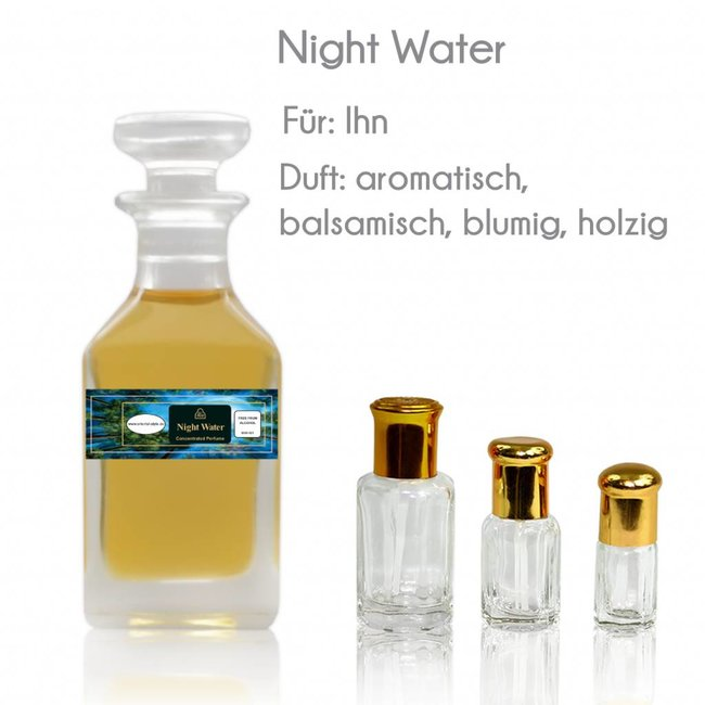 Perfume And Water Tattoo: Perfume Night Water Swiss Arabian Free From Alcohol
