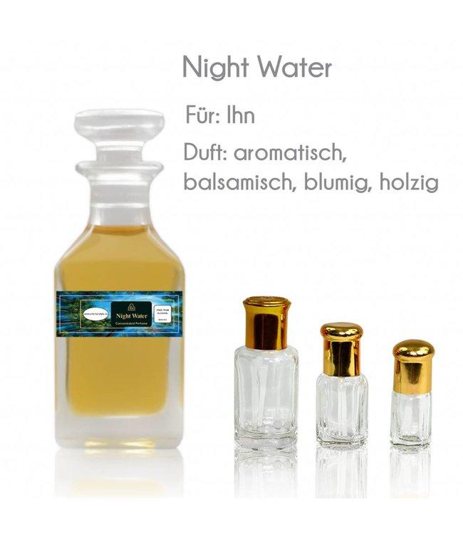 Swiss Arabian Parfümöl Night Water - Parfüm ohne Alkohol