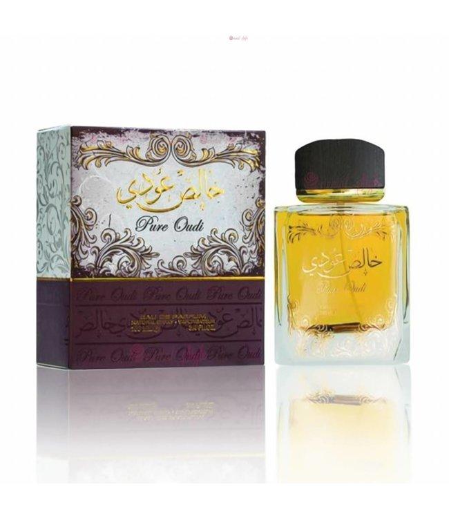 Lattafa Perfumes Khalis Pure Oudi Eau de Parfum 100ml Spray